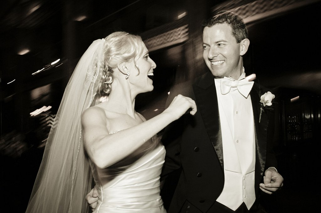 Downtown L.A. | Wedding at Cicada